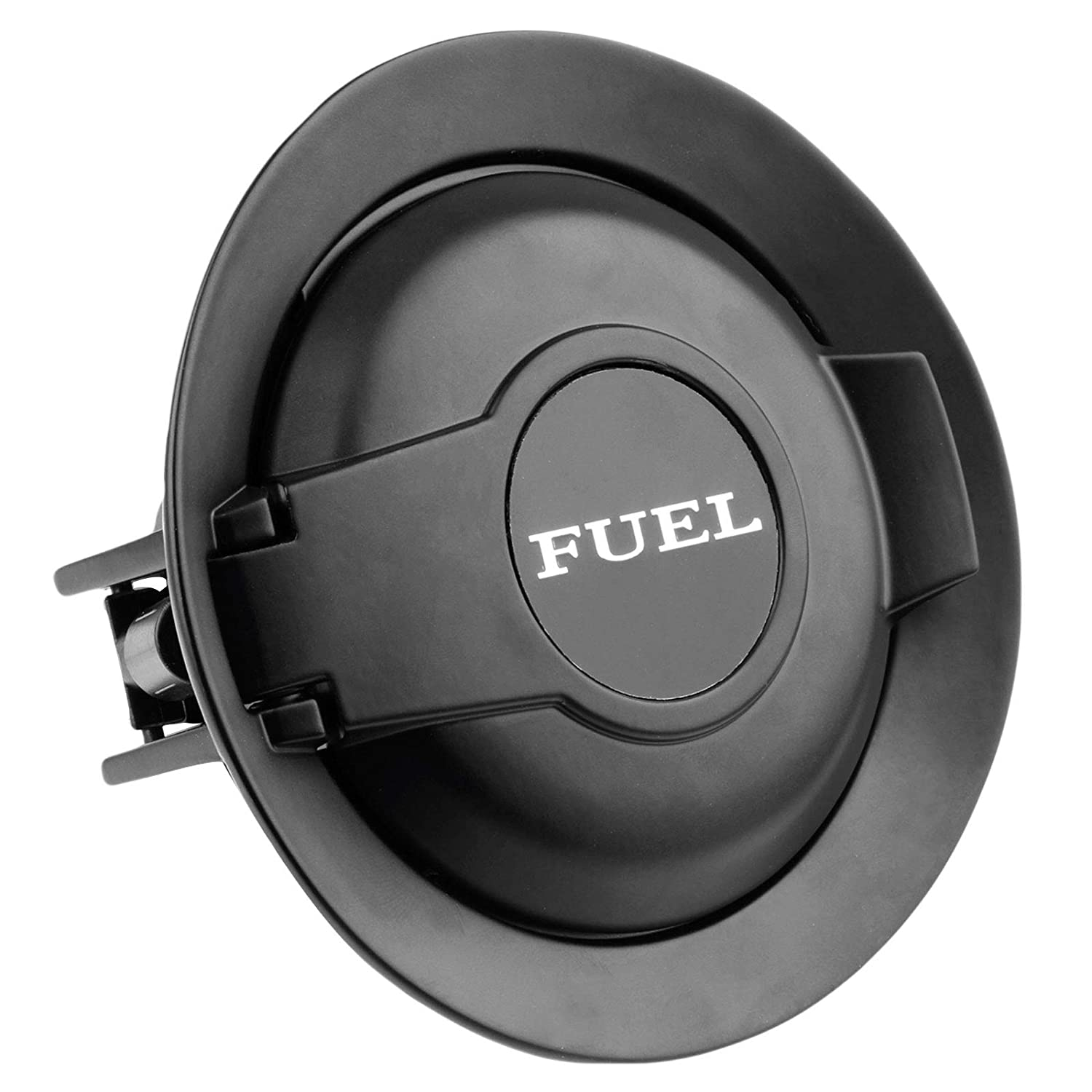 fits 2008-2019 Dodge Challenger Matte Black Vapor Edition Fuel Gas Filler Door Mopar 68250120AA