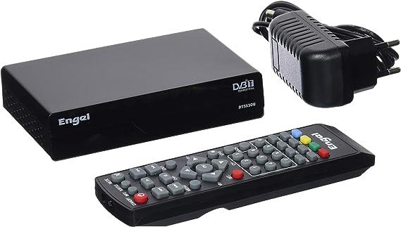 Engel Axil RT5130U - Receptor TDT Televisión Digital Terrestre + USB: Amazon.es: Electrónica
