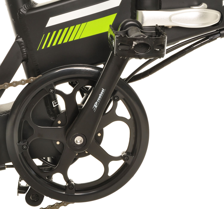 Vilano ATOM Electric Folding Bike, 20-Inch Mag Wheels by Vilano (Image #7)
