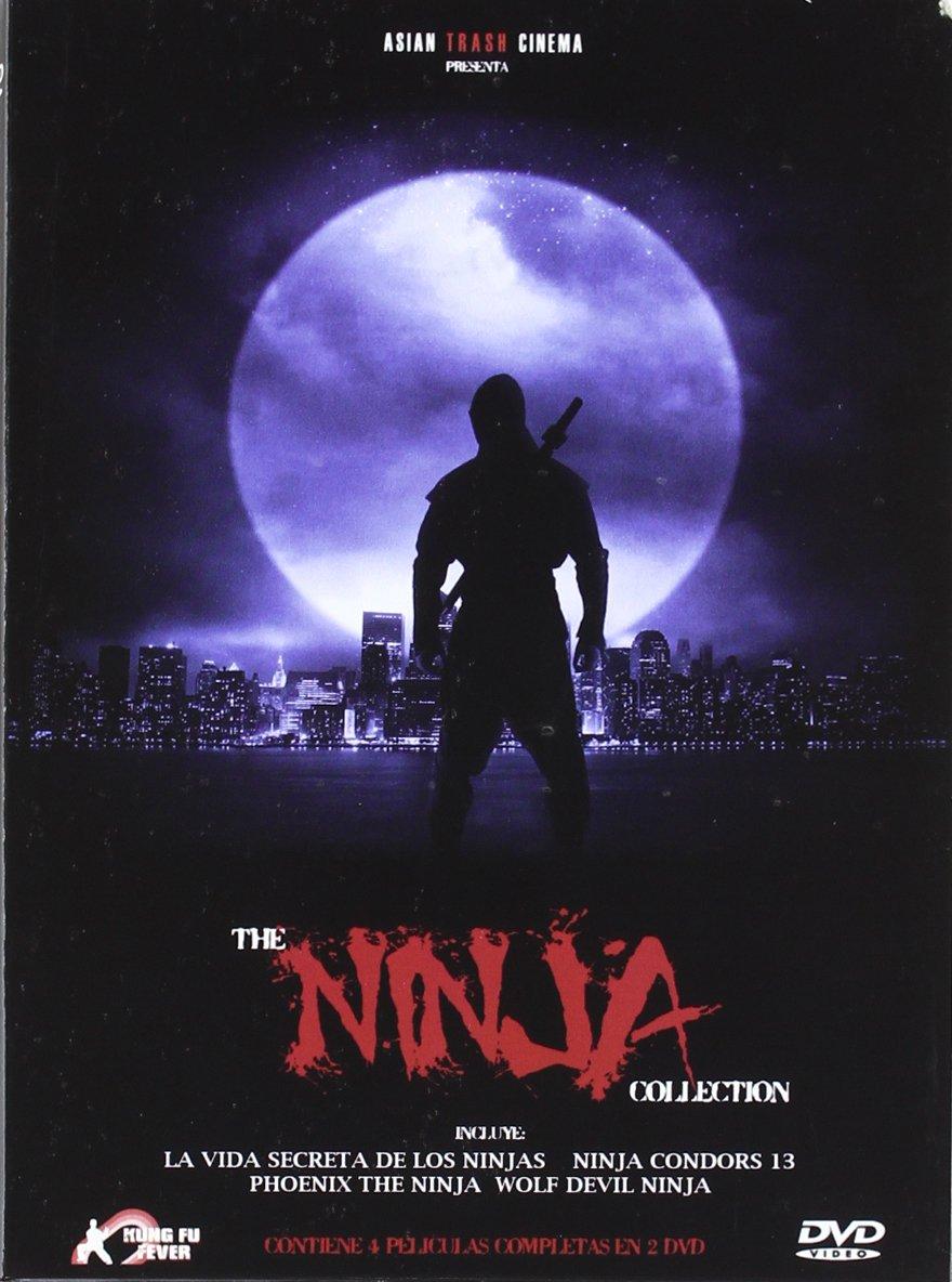 Pack The Ninja Collection [DVD]: Amazon.es: Varios: Cine y ...