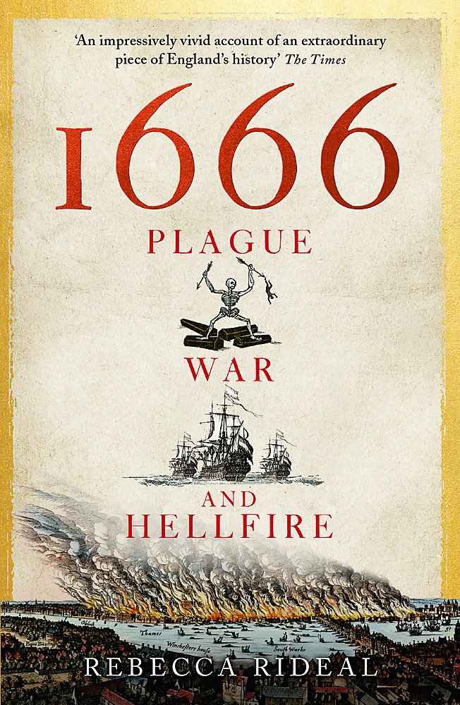 Image result for 1666 plague war and hellfire