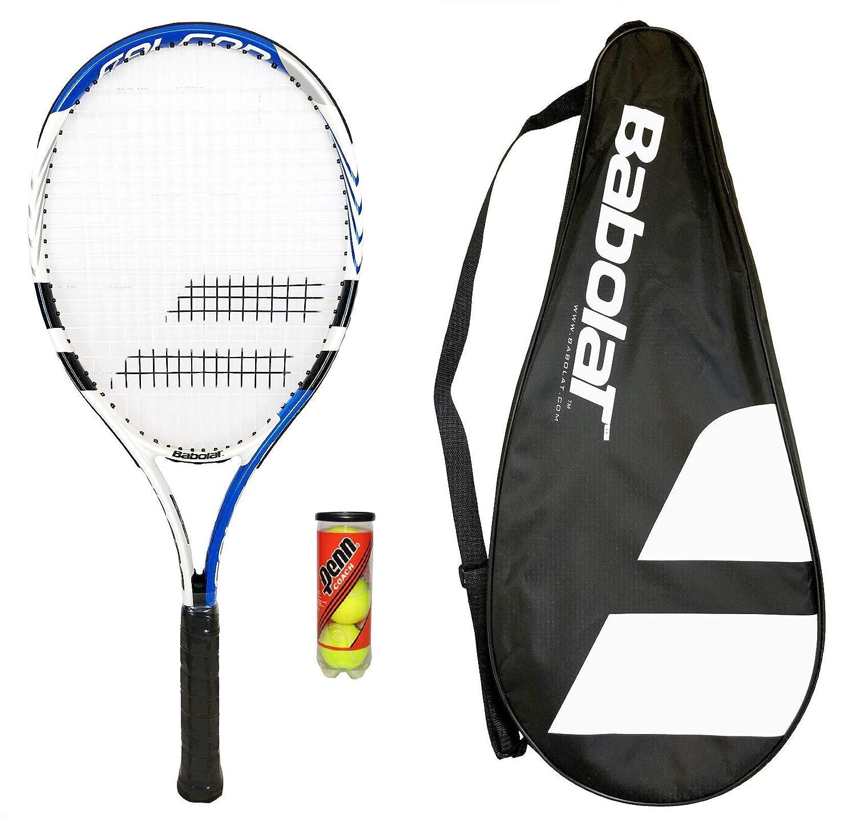 Babolat 105 Raqueta De Tenis + Funda Transporte + 3 Pelotas Tenis ...