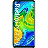 "Celular Xiaomi Versão Global Redmi Note 9 / Dual / 64GB / 3GB Ram/Tela 6.53"" / 48MP - Forest Green"
