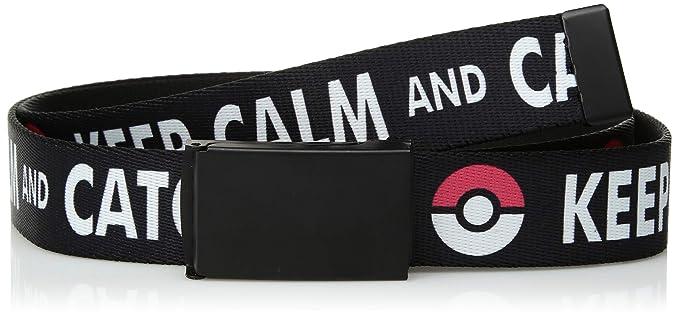 Buckle-Down Web Belt Pokemon 1.5
