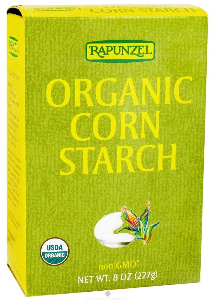 Rapunzel - Organic Corn Starch - 8 oz. (Pack of 2)