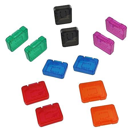 Assafe Pro - Fundas de plástico rígido para tarjetas de ...
