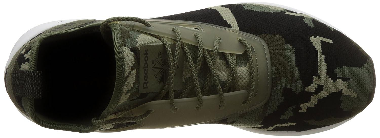 0daf477c98bb3 Reebok Men's Zoku Runner Mf Hunter Green/Moss/Khaki Running Shoes - 10  UK/India (44.5 EU)(11 US): Buy Online at Low Prices in India - Amazon.in