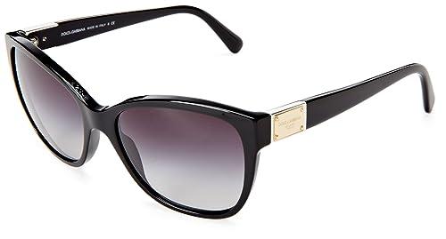 D&G Dolce & Gabbana 0DG4195 26971356 Butterfly Sunglasses