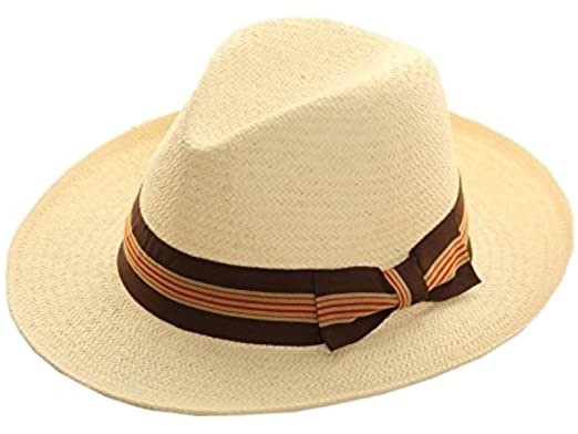 d94ec886f69 STRAW CRUSHABLE FOLDABLE PACKABLE SUMMER FEDORA