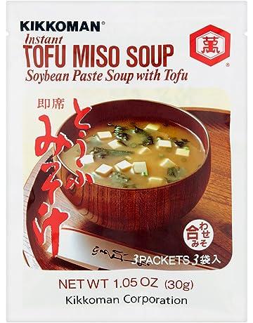 Soupe tofu miso instantanée KIKKOMAN 30g Japon