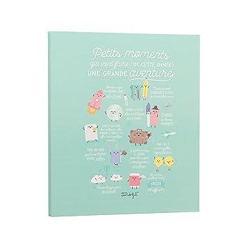 Mr.Wonderful carpeta diseño de pequeños Moments que vont Faire de Cette año una gran aventura: Amazon.es: Oficina y papelería
