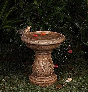 Jeco Classical Garden Birdbath