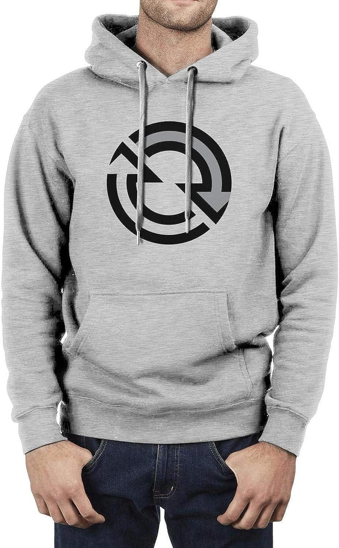 LONGCXBYUE Detroit Hoodie for Men Hooded Sweatshirts Outdoor Hoodie