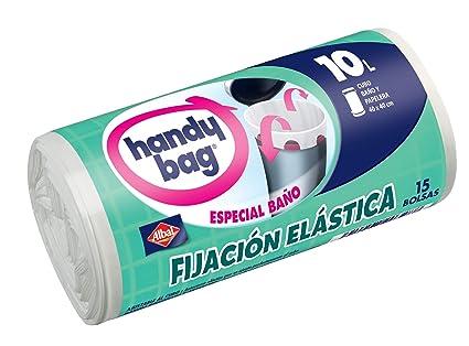 Handy Bag Bolsa Basura Perfumada para Baño, 10 L - 15 ...