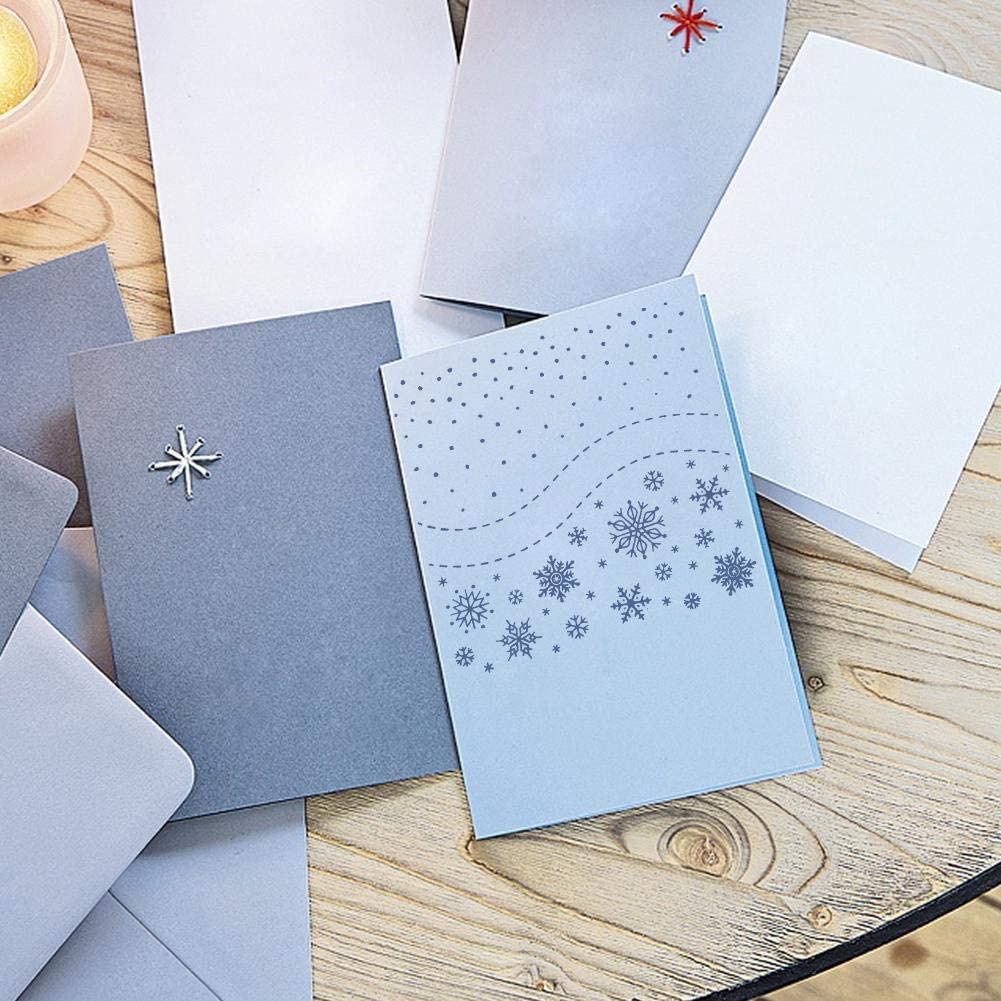 Merry Christmas Whitelotous Plastic Embossing Folder Templates Stencil Tools for DIY Card Making Craft Scrapbooking Photo Album Molds