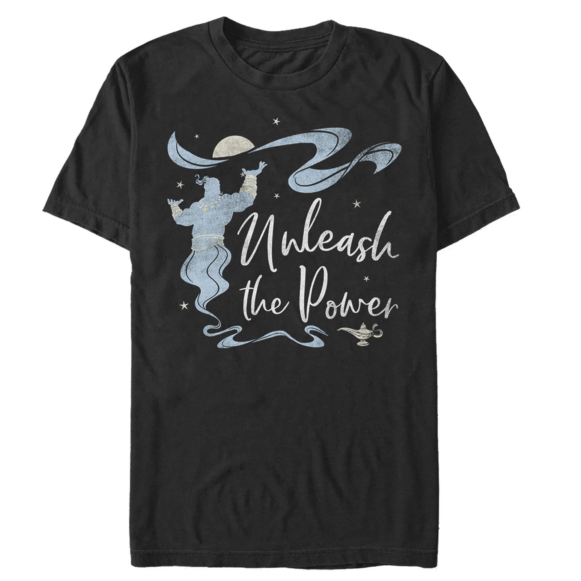 Aladdin Unleash The Genie T Shirt 5384