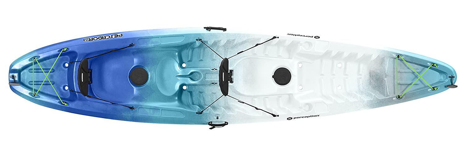 Perception Pescador Sit On Top Tandem Kayak
