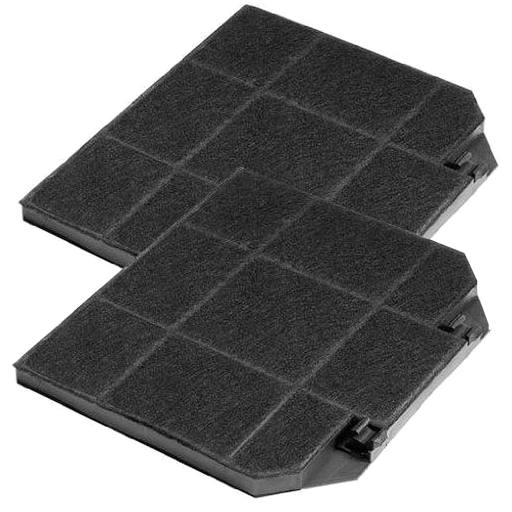 -Keenberk - Filtro a carboni attivi per cappe aspiranti Franke e Faber, 2 pezzi (1120016756 e 1120157243)
