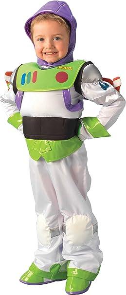 Rubies - Disfraz de Buzz lightyear para niño (de 3/4 años), talla ...