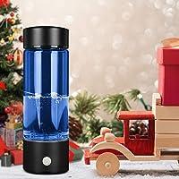 KKTECT Botella de Agua de hidrógeno, generador Rico en hidrógeno Recargable, Taza de Agua portátil para la Salud…
