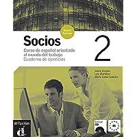 Socios: Cuaderno de ejercicios 2 + CD
