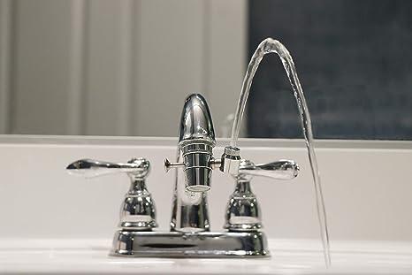Kwik SIP Original Brass Faucet Fountain Set of 2 for sale online