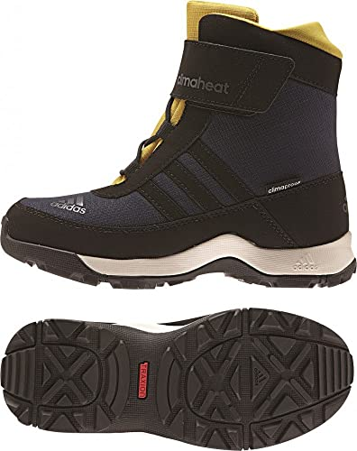 best service 29ac2 b6f3a adidas ClimaHeat Adisnow CF Kids Winter Stiefel, Marineblau, Gr  e 38