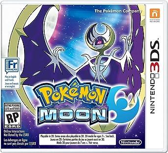 [Amazon Canada]Amazon Prime Members: Pokemon Sun or Moon $39.99