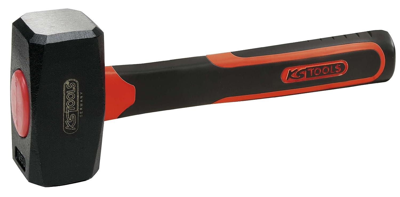 KS Tools 142.5153 Bauf/äustel mit Fiberglasstiel 1500g