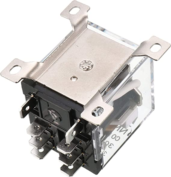 SPST-NC x2 ucoil 12VDC SF2D-DC12V SF2D-12V relais électromagnétiques SPST-NO x2