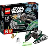 Lego - 75168 - Star Wars - Jedi Starfighter di Yoda