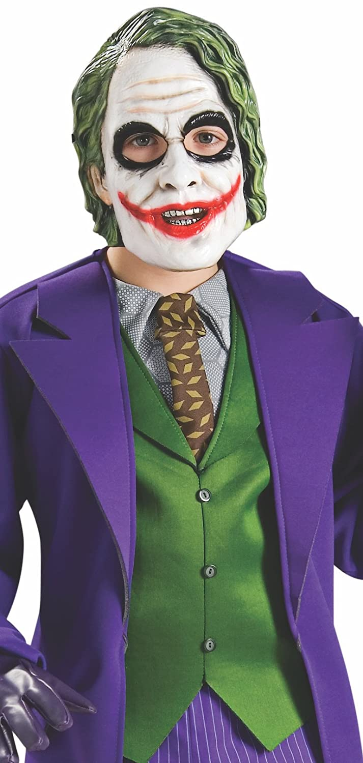 Beautiful Amazon.com: Batman The Dark Knight Deluxe The Joker Costume, Childu0027s Small:  Toys U0026 Games