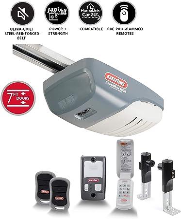 Genie Garage Door Opener SilentMax® 1200 4042-TKH Belt Drive 3//4 HPc Model