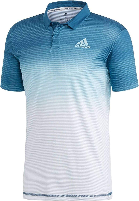 adidas Parley Polo de Tenis, Hombre: Amazon.es: Ropa y accesorios
