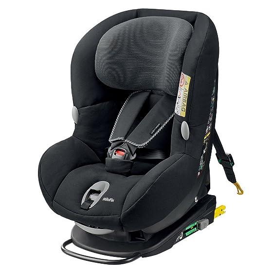 50 opinioni per Bébé Confort 85368950 MiloFix Seggiolino auto, Gruppo 0+/1 , 0-18 kg , Black