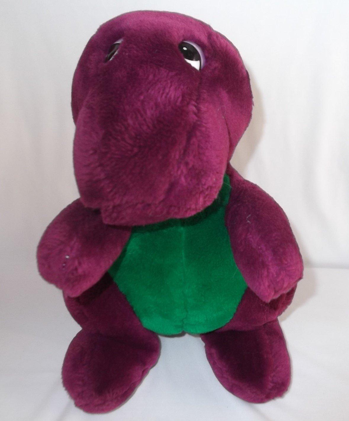 amazon com first edition vintage barney dinosaur backyard gang