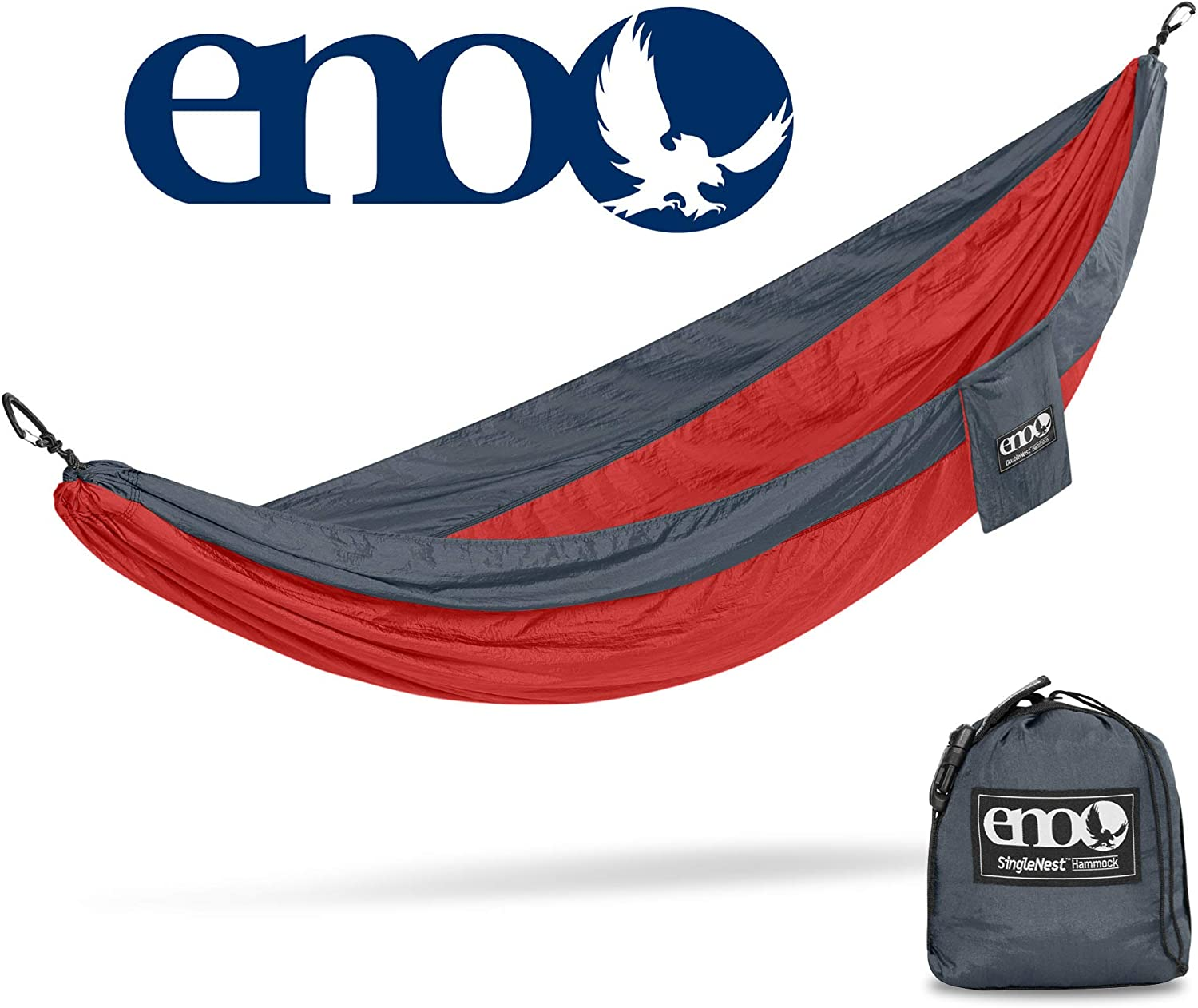 Eagles Nest Outfitters Single Nest Hamaca, Unisex Adulto