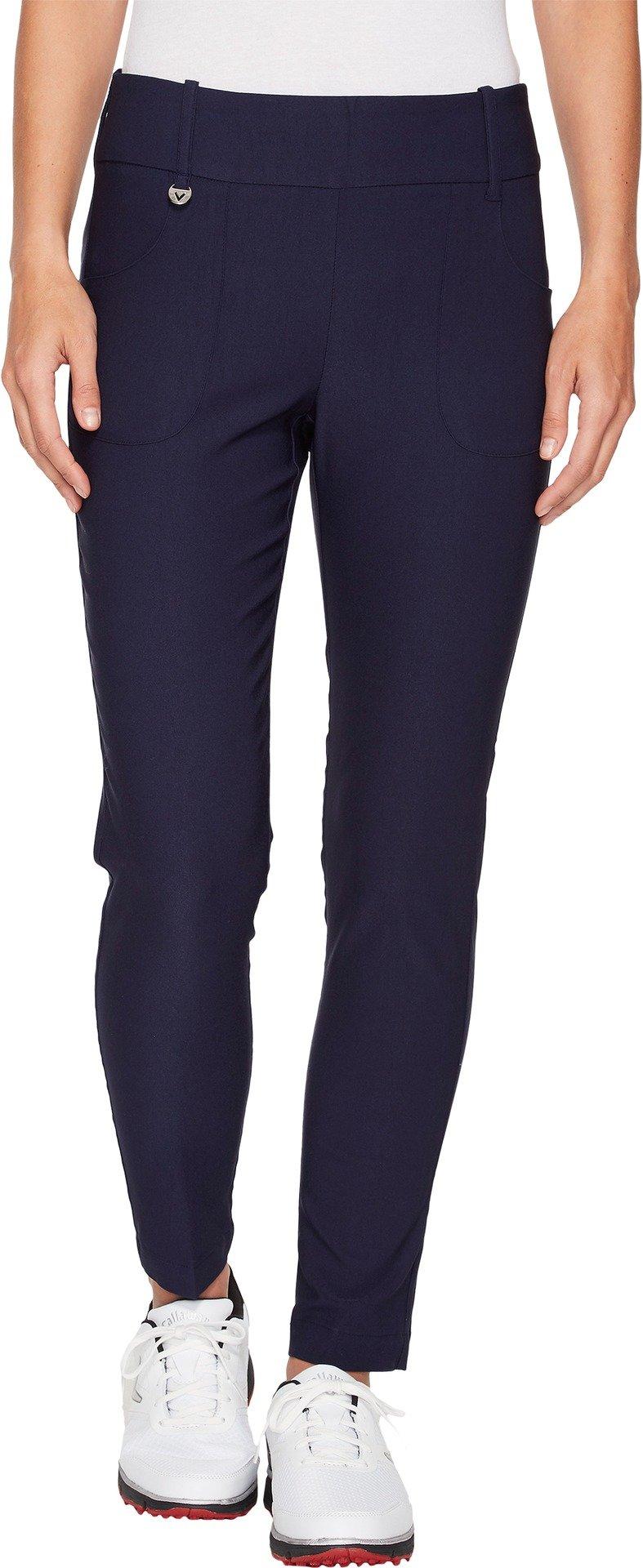 Callaway Womens Tech Stretch Trousers Peacoat LG 29
