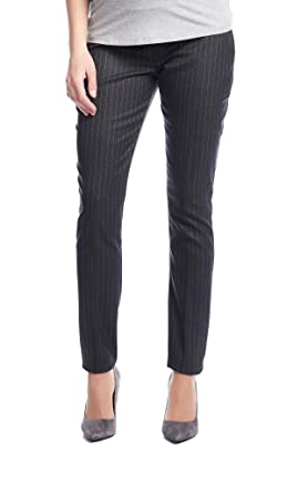 54e7fe6075c271 Queen Mum Vêtements De Grossesse Female Pantalon Tailleur: Amazon.fr ...