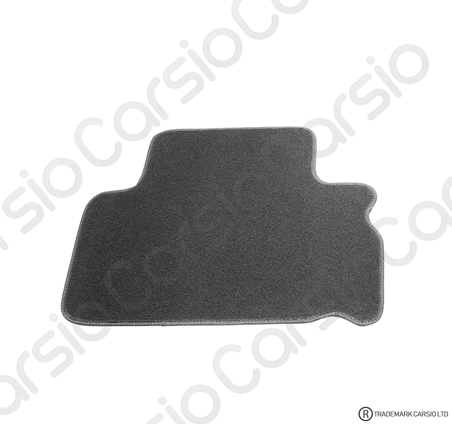 2006-2011 Tailored Fitted Grey Car Mats Ford S Max 7 Seat