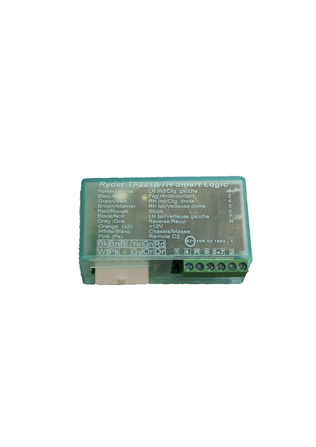 Ryder Split Charge Relay Wiring Diagram A Tf2218 7h Smart Logic 7 Way