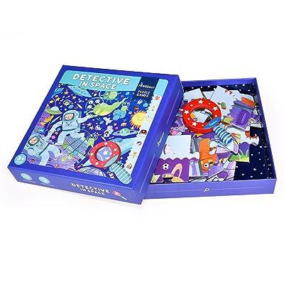 Andreu Toys MD3007 - Puzle Detector de Espacio (26 x 25 x 5 cm): Juguetes y juegos