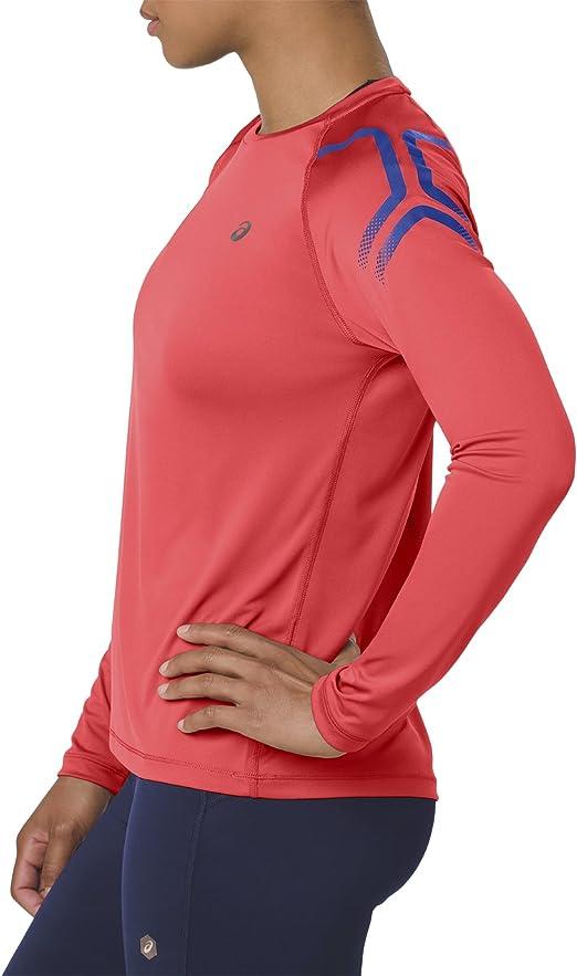Asics T Shirt Femme Icon ML: : Sports et Loisirs