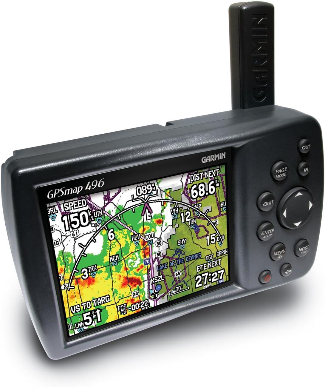 Gpsmap® 496.