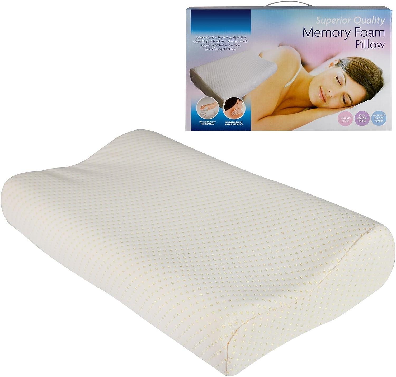 Quiet Night Luxury Memory Foam Pillow