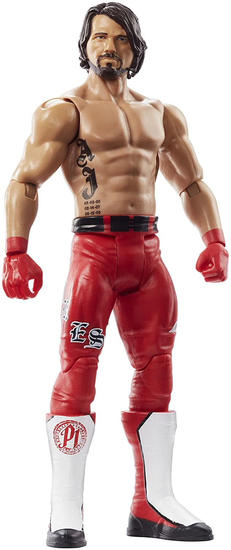 WWE FMD93 AJ Styles Action Figure -Series 85 Mattel
