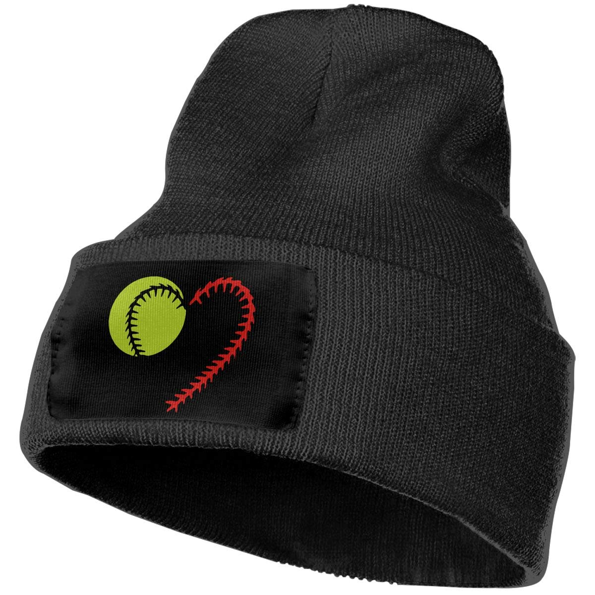 Baseball Softball Lace Outdoor Winter Ski Knit Beanie Hat Cap for Men//Women