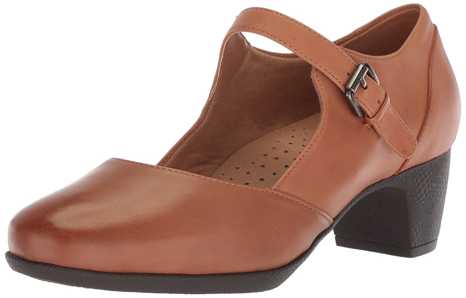 SoftWalk Women's Irish Ii Pump B073BW15CW 7.5 N US|Tan