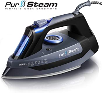 PurSteam Professional-Grade 1700W Steam Iron