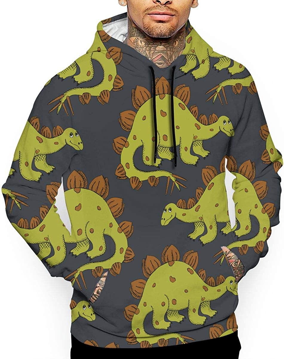 ZZATAA Unisex Realistic 3D Print Hoodie Music Symbol Hooded Sweatshirts